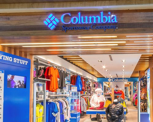 Columbia Employee Store